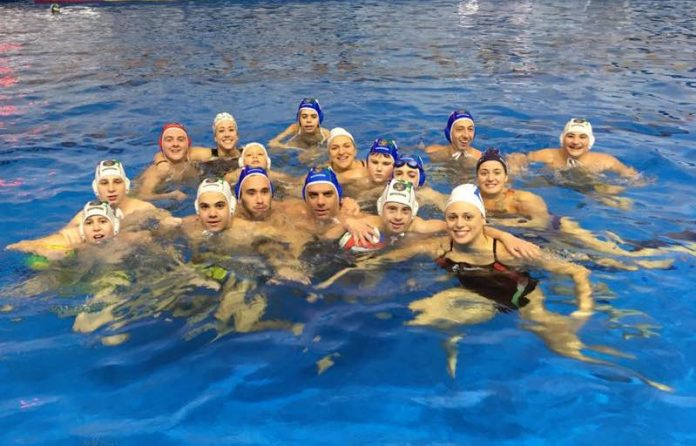 Waterpolo ability arrivederci for Piscina waterpolo